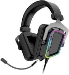 Viper Gaming Patriot Viper V380, čierna (PV3807UMXEK)