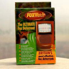 Concept Research Ultrazvočni odganjalec lisic in psov - Foxwatch