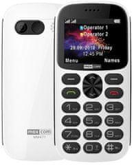 MaxCom MM471, biały