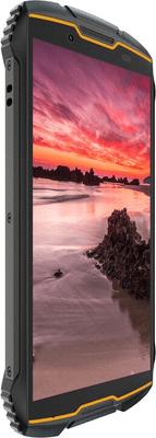 Cubot King Kong Mini 2 malý telefon kompaktní odolný telefon dotykový malý IPS displej přední a zadní fotoaparát výkonný procesor, velká kapacita baterie, výkonný procesor MediaTek MT6761 LTE internet LTE připojední 4G/LTE Wi-Fi Bluetooth Dual SIM Face ID LED blesk odolný kompaktní smartphone protiskluzová vrstva kovová slitina odolné tělo lehká váh