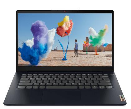 výkonný notebook lenovo IdeaPad 5 14ALC05 hdmi Bluetooth wifi dlhá výdrž na nabitie moderný dizajn displej výkonný rýchly prenosný ľahký vysoká kvalita displeja skvelé rozlíšenie webová kamera numerická klávesnica