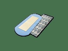 StopBac STERILE Aquastop Antibakteriální krytí 10x20 cm