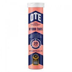 OTE Hydro tablety s kofeínom - ružový grepfruit