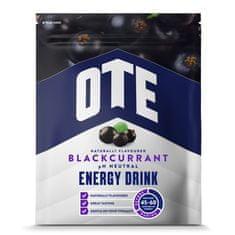 OTE Energetický nápoj - Čierne ríbezle 1,2 kg