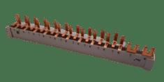Bonega Lišta propojovací kombinovaná pro chrániče s jističem 08-2P2V20H10 Bonega