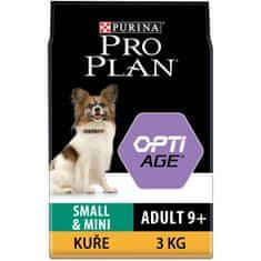 Purina Pro Plan Small & Mini Adult 9+ Optiage 3kg