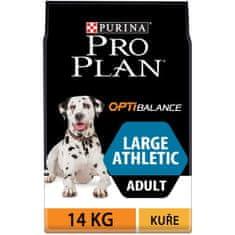 Purina Pro Plan hrana za pse večjih pasem Athletic 14kg