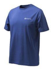 Beretta Tričko Clay target - víc barev, Beretta Barva: Modrá, Velikost: XL
