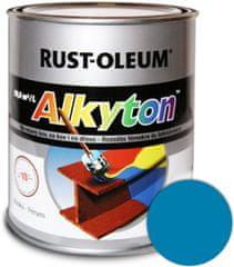 Alkyton Lesklá R5012 modrá světla 750ml