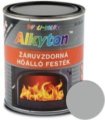 Alkyton žáruvzdorná stříbrná 250ml