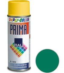DUPLI COLOR Sprej Prima RAL PR6016 zelená tyrkysová lesklá 400ml