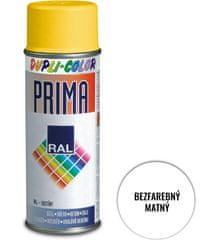 DUPLI COLOR Sprej Prima RAL PR0002 bezbarvý překryvy lak matný 400ml