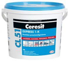 Ceresit CL51 Express 1-K 2kg - jednosložková hydroizolace pod obklady