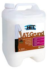 HET AT-Grund 5kg - koncentrovaný penetrační nátěr na vápenocementové omítky