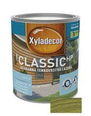 XYLADECOR Tenkovrstvá lazura classic HP jedlová zeleň 0,75l