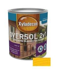 XYLADECOR Silnovrstvá lazura Oversol 2v1 Přírodní dřevo 2, 5l
