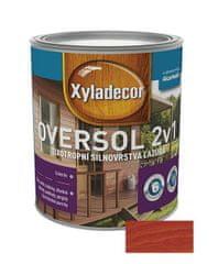 XYLADECOR Silnovrstvá lazura Oversol 2v1 Meranti 2,5l
