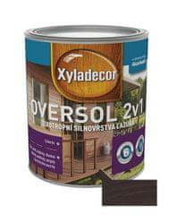 XYLADECOR Silnovrstvá lazura Oversol 2v1 Wenge 2,5l