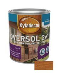 XYLADECOR Silnovrstvá lazura Oversol 2v1 Vlašský ořech 2,5l