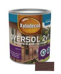 XYLADECOR Silnovrstvá lazura Oversol 2v1 Lískový ořech 5l