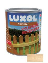 LUXOL Originál bílý 0010 0,75L - tenkovrstvá lazura