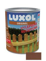 LUXOL Originál ořech 0021 0,75L - tenkovrstvá lazura