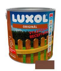 LUXOL Originál ořech 0021 2,5L - tenkovrstvá lazura