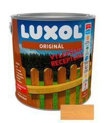 LUXOL Originál pinie 0060 2,5L - tenkovrstvá lazura