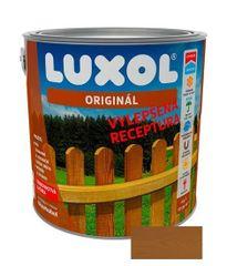 LUXOL Originál kaštan 0020 2,5L - tenkovrstvá lazura