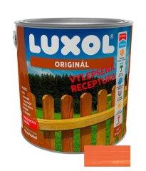 LUXOL Originál ohnivý mahagon 7540 2,5L - tenkovrstvá lazura