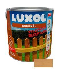 LUXOL Originál lípa 0063 2,5L - tenkovrstvá lazura