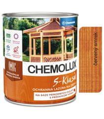 Chemolak S1040 Chemolux S Klasik 0221 modřín 2,5l - matná ochranná lazura na dřevo