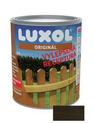 LUXOL Originál eben 0099 0,75L - tenkovrstvá lazura