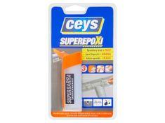 Ceys Super epoxi 47g - správkový epoxidový tmel na plast