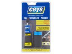 Ceys OPRAVA defektní syntetický kov 40 ml + 40 g