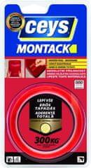 Ceys Montack Lepí vše okamžitě montážní páska 19mmx2,5m