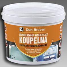 Den Braven Jednosložková hydroizolace koupelna 5kg