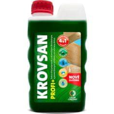 Color Company Krovsan Profi + hnědý 1l - na ochranu dřeva