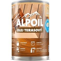 Color Company Alpo olej terasový 0,5L - impregnační olej na terasy a dřevo