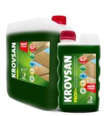 Color Company Krovsan Profi + hnědý 5l - na ochranu dřeva