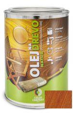 Color Company Olej na dřevo NATUR 0,5L mahagon - přírodní napouštěcí olej