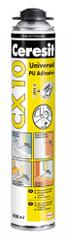 Ceresit CX10 850ml - pu pěna univerzální polyuretanové lepidlo