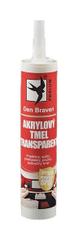 Den Braven Akrylový tmel transparent 310ml
