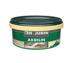 Jupol JUBIN AKRILIN Tmel na dřevo 10 bílý 750g