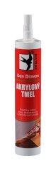 Den Braven Akrylový tmel bílý 310ml