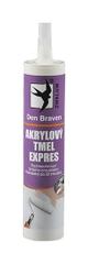 Den Braven Akrylový tmel Expres bílý 310ml