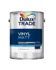 DULUX Trade Vinyl Matt Pure Brilliant White bílá 5l