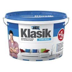 HET Klasik bílý 12kg - interiérová barva
