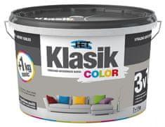 HET Klasik Color 0147 šedý 7kg + 1kg