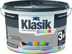 HET Klasik Color 0147 šedý 4kg